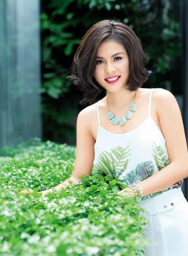 van trang giam can golean detox 02 - Vân Trang chia sẻ bí quyết giảm cân sau sinh