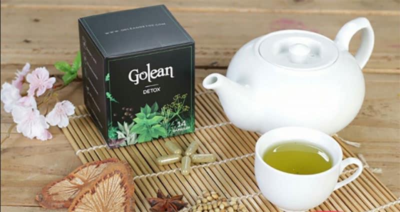 Công dụng vượt trội của trà giảm cân Detox
