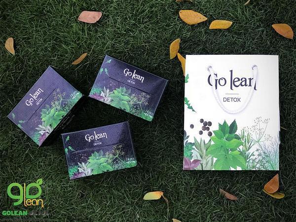 trà giảm cân Golean Detox có an toàn không