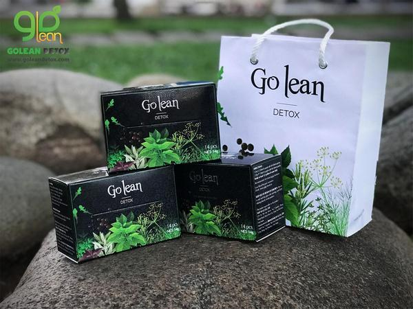 Bảng giá sỉ lẻ trà giảm cân golean detox mới nhất 2018