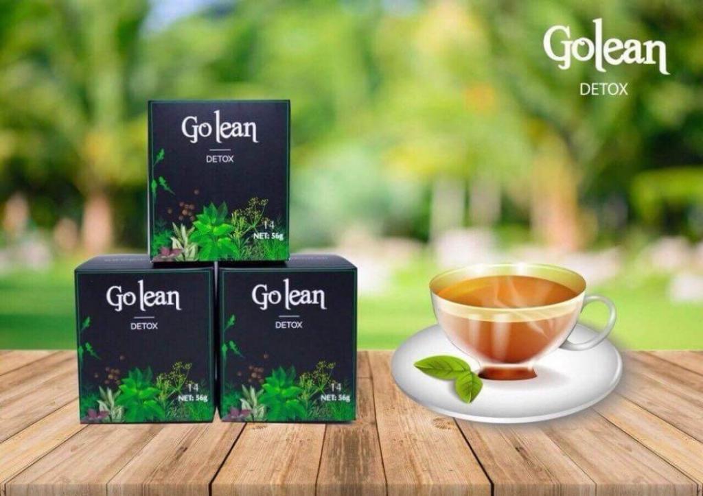 tra golean detox 01 1024x723 - Thương hiệu Golean Detox - Chất lượng trong từng sản phẩm