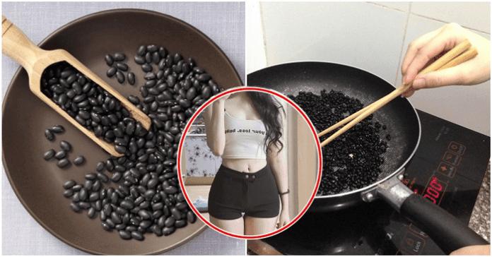 hướng dẫn cách giảm cân bằng đậu đen