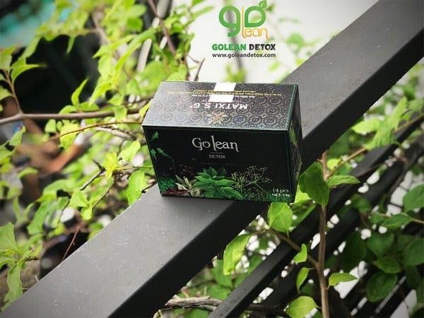 trà giảm cân Golean Detox ra đời như thế nào