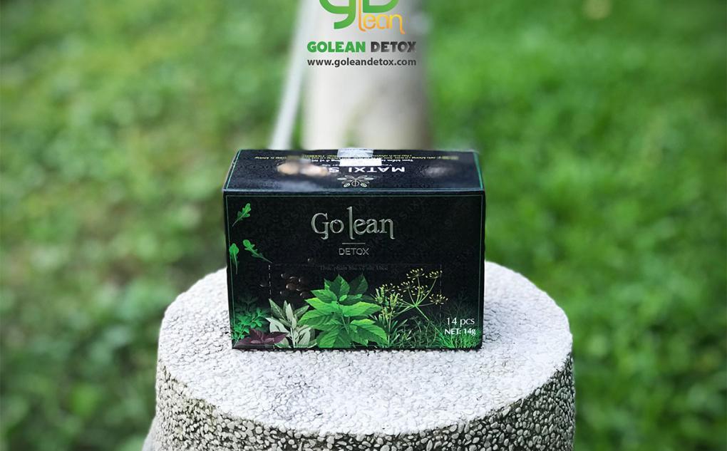 trà giảm cân Golean Detox tại sao lại tốt đến như vậy