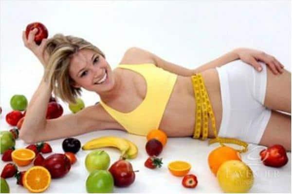 cách giảm cân không dùng thuốc