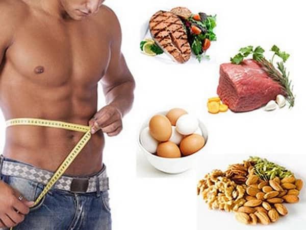 cách giảm cân ở nam giới