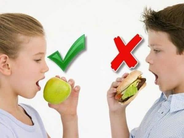 giảm béo phì ở trẻ em