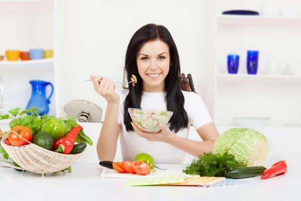 cách giảm cân qua ăn uống