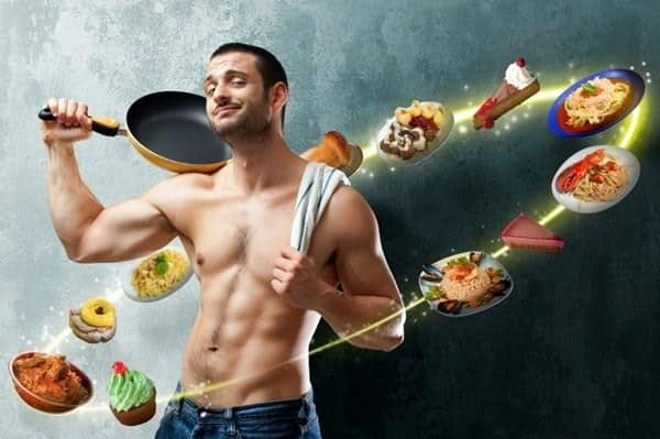 cách giảm cân cho đàn ông